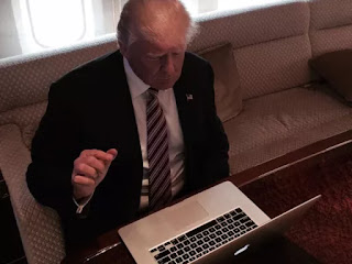 Here is Why Trump's iPhone doesn't have a web browser