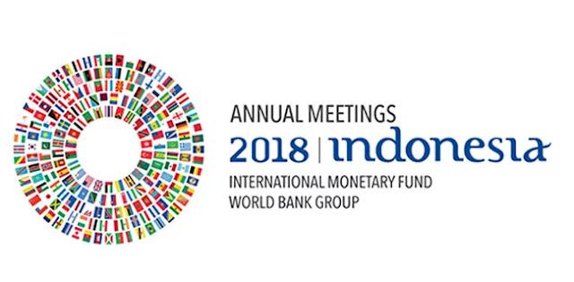 Indonesia Sedang Berduka, Batalkan Pertemuan IMF Dan World Bank