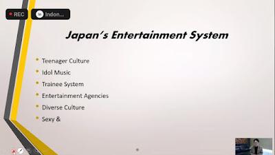 Sistem idol Jepang