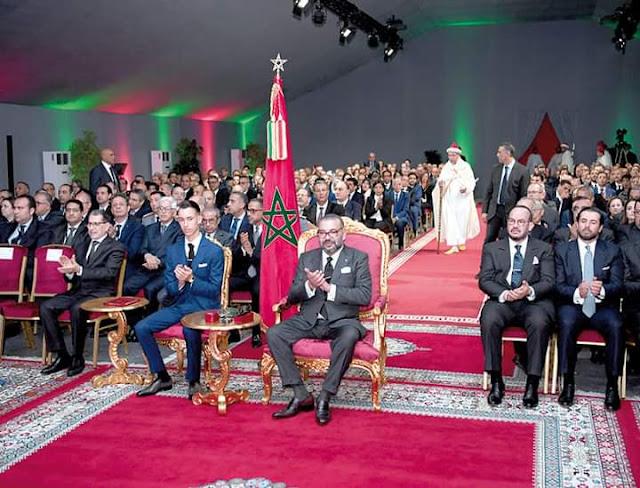 المغرب تحت قيادة صاحب الجلالة الملك محمد السادس نصره الله ينهج سياسة مائية طموحة