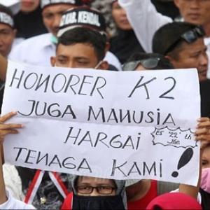 Bhimma: Ini Sudah Sangat Menghina Honorer K2