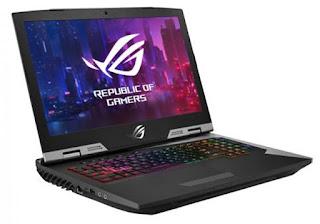 Laptop ASUS ROG G703GX-I9863T