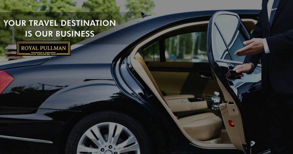Travel In Style by Booking the Best Airport Limo Service in Toronto