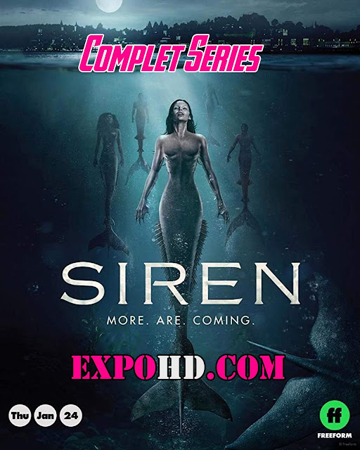 Siren 2018 S01E10 Season 1 Complete Series HD 1080p | 720p | HDRip x 265 [Download]