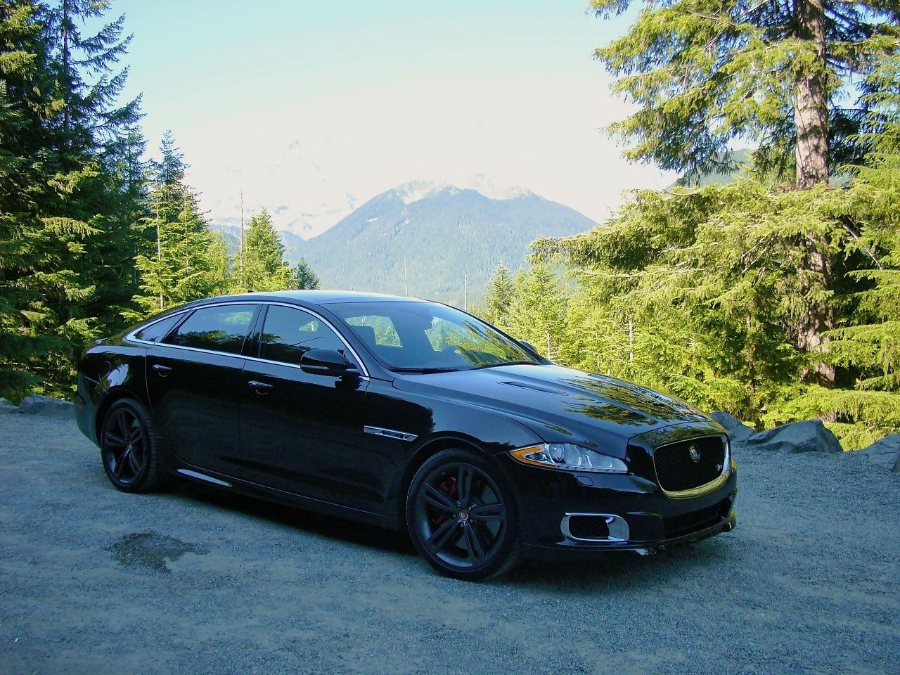 © Automotiveblogz: 2014 Jaguar XJR: Review Photos