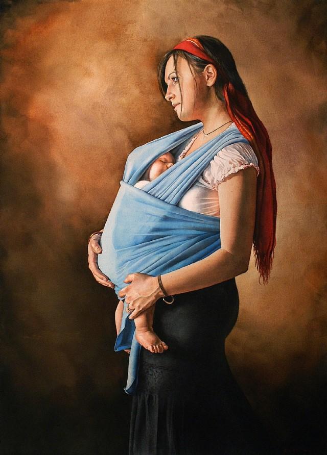 Американский художник-реалист. Andrew Kish III