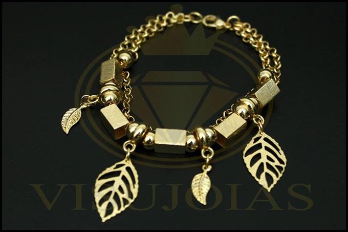 Pulseira, semi-jóias