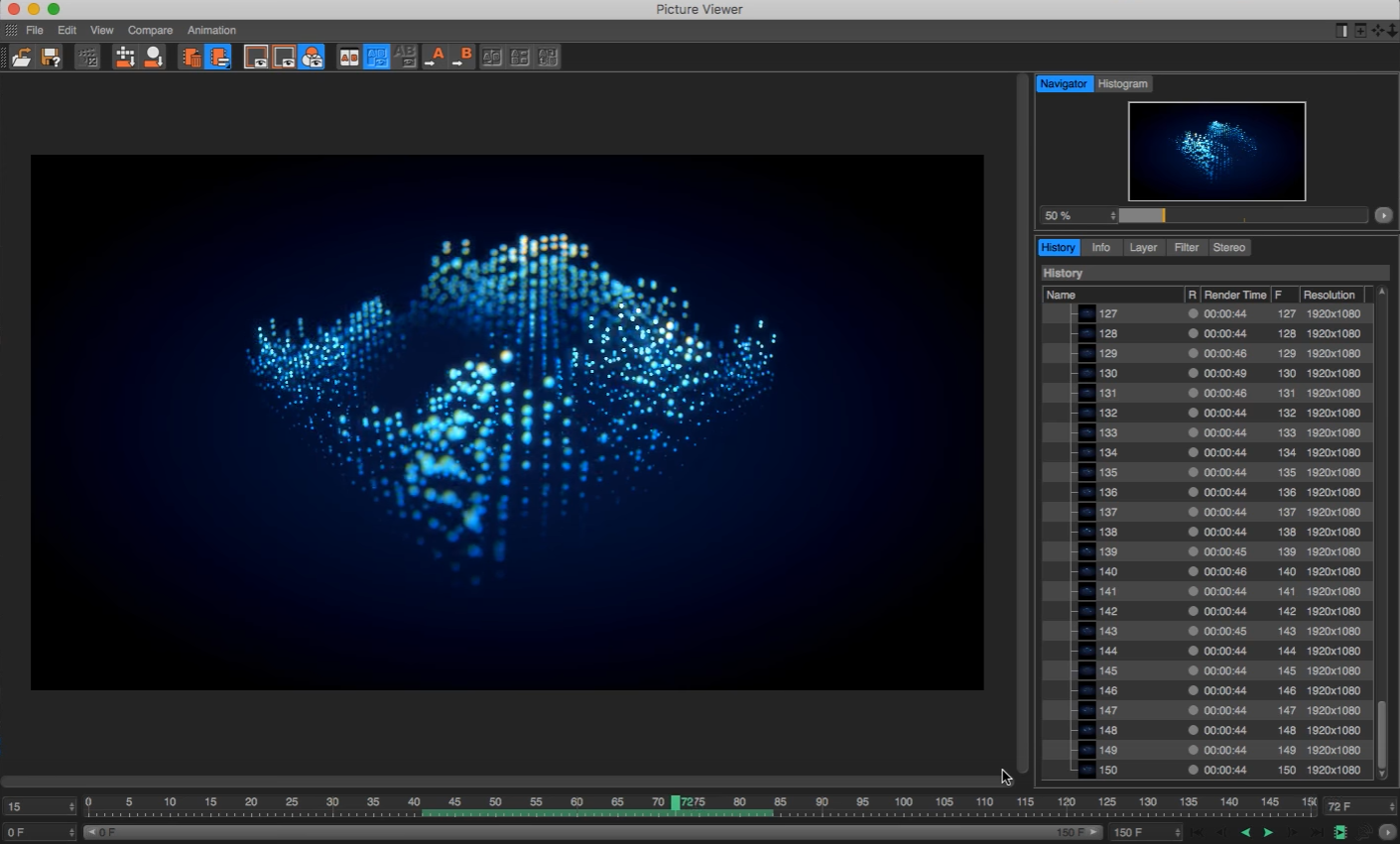 Using the Mograph Shader Effector in C4D | CG TUTORIAL