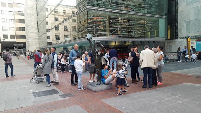 Ensanche, Bilbao, España, Elisa N, Blog de Viajes, Lifestyle, Travel
