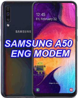 Samsung A50 SM-A505GN Eng Modem File-Firmware Download