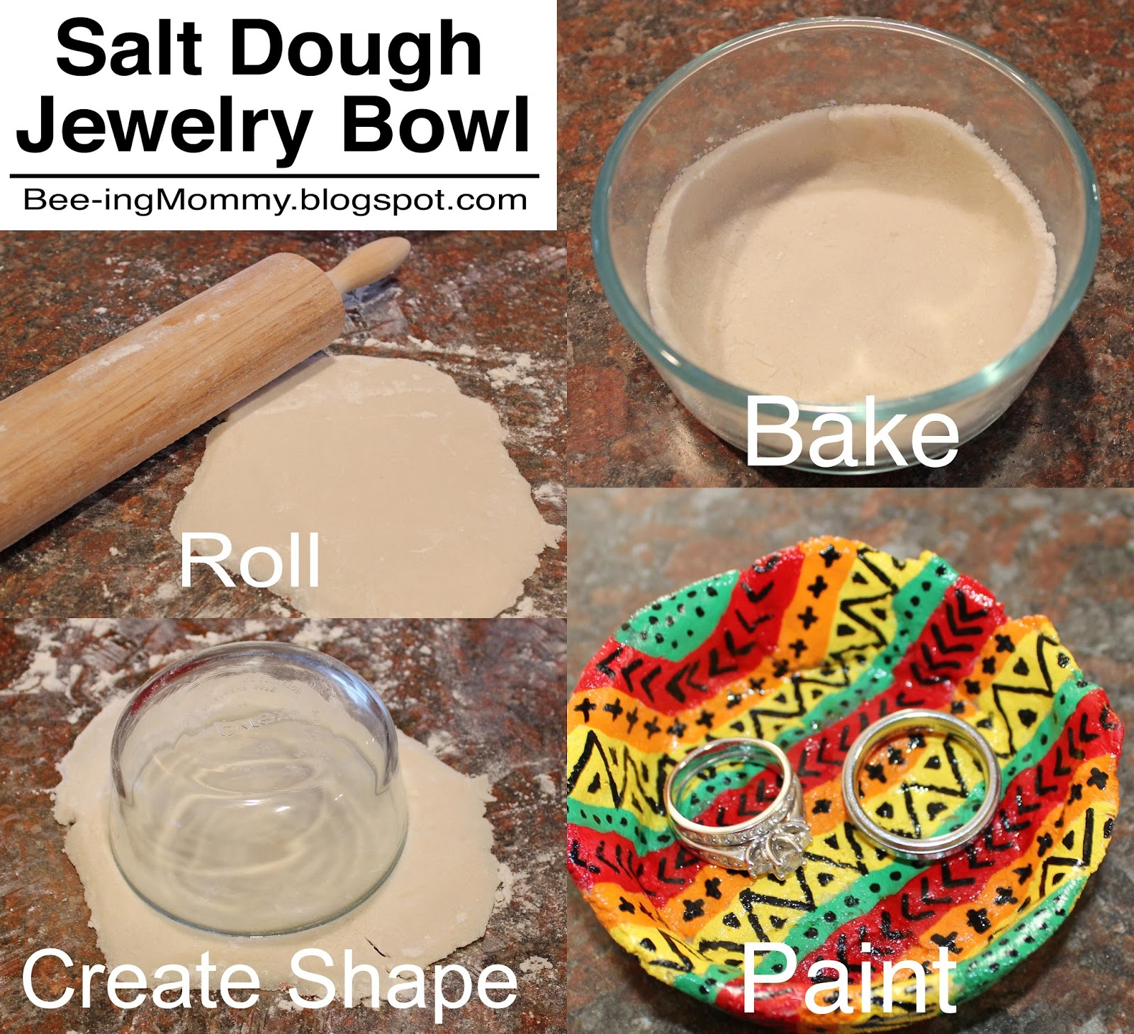 Crafts from salt dough: instructions and master classes in DIY crafts 39