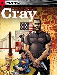 The Wild Storm: Michael Cray