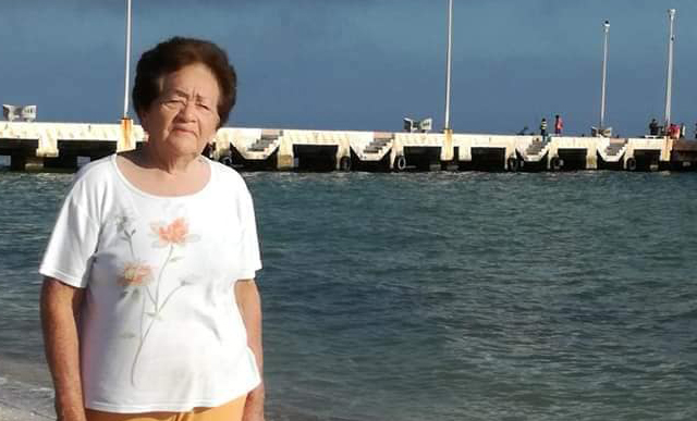 Falleció la Sra. María Paula Sánchez Palma, Doña Chuli