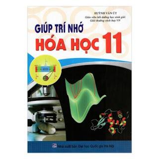 Giúp Trí Nhớ Hóa Học - Lớp 11 ebook PDF-EPUB-AWZ3-PRC-MOBI