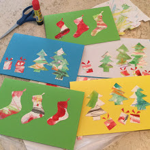 4-homemade-Christmas-cards-to-make-with-a-toddler