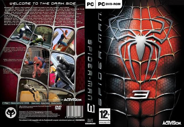 تحميل لعبة سبايدر مان  Spider-Man 3 برابط مباشر