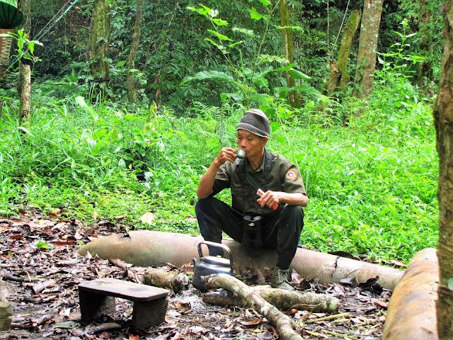 souvit guide nam et phou louey national protected area laos
