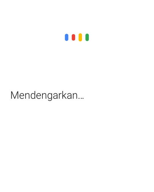 cara mengaktifkan tren asisten google