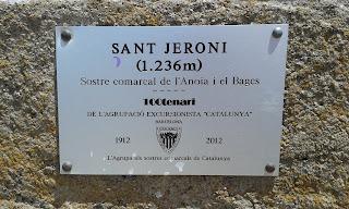 Sant Jeroni (Sostre comarcal Bages)