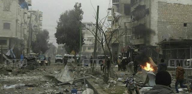 Erdogan Kembali Kritik Rusia Lakukan Pembunuhan Masal Di Idlib.