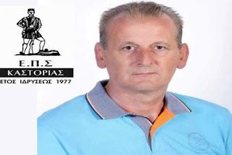 Ο Δημήτρης Τριανταφύλου στην κάμερα του sentranews.gr και της εφημερίδας ΣΕΝΤΡΑ - BINTEO