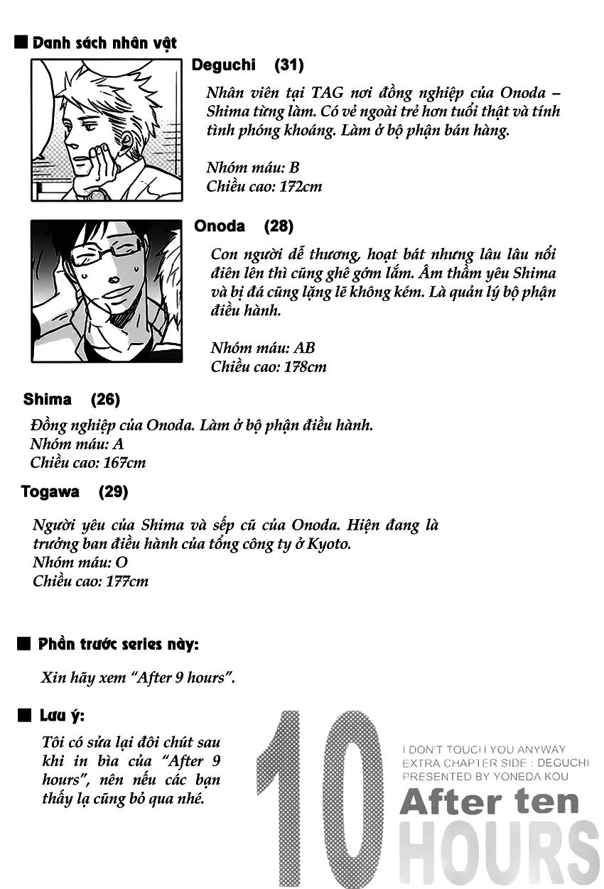 Trang 6 - Dù Thế Nào Em Vẫn Yêu Anh--EXTRA 3--[ShuShi Group] (- Yoneda Kou) - Truyện tranh Gay - Server HostedOnGoogleServerStaging