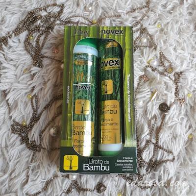 Shampoo e condicionador para o cabelo crescer