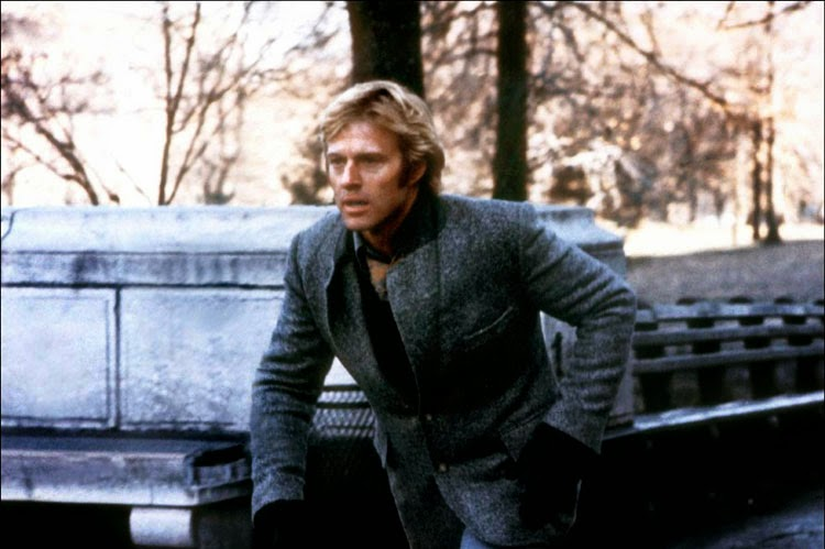 Three Days of the Condor 1975 Robert Redford