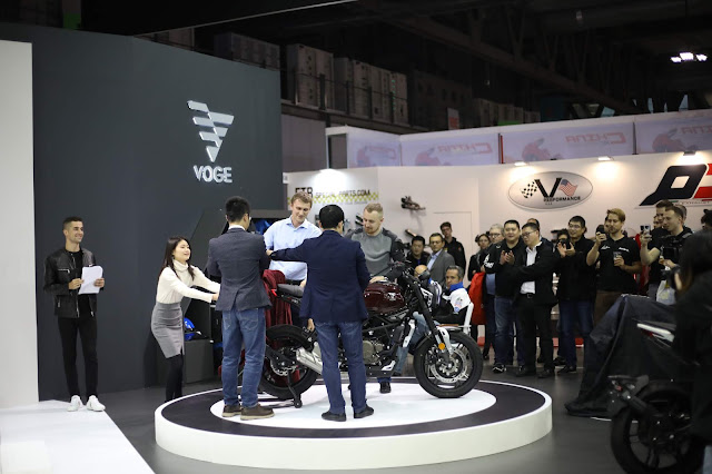 voge vehicle