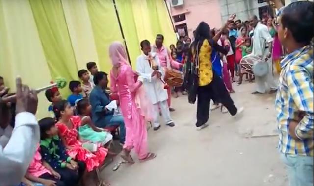 Haryanvi Cultural Dance