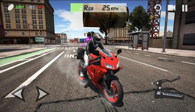 Ultimate Motorcycle Simulator Hileli