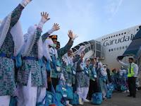 315 Calon Jemaah Haji Pangkep Siap Diberangkatkan Dalam Dua Kloter Embarkasi Makassar