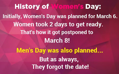 Women's Day Funny Images