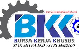 Cara Daftar Online BKK Mitra Industri MM2100