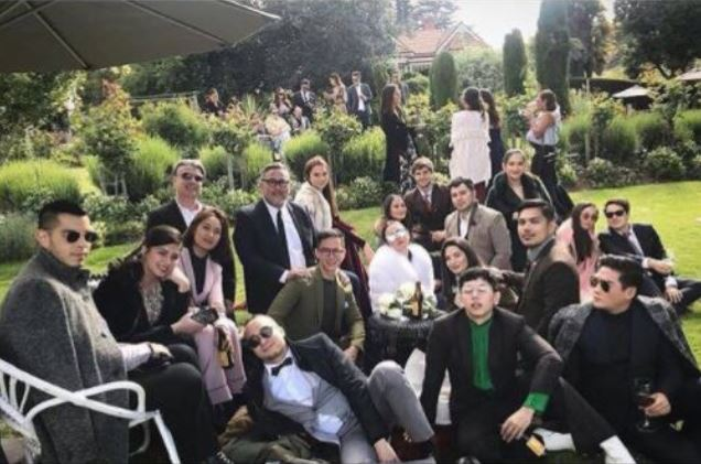 Angel Locsin Looks Gorgeous and Stunning at Anne Curtis and Erwan Heussaff's Wedding!
