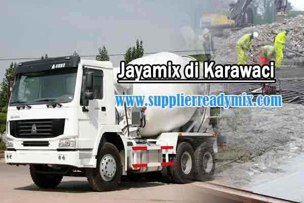 Harga Cor Beton Jayamix Karawaci Per M3 2021