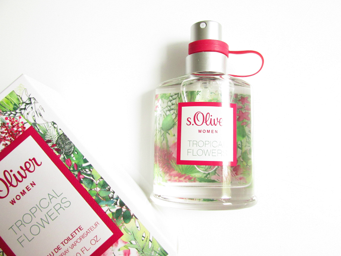 Review: s. Oliver - TROPICAL Flowers Women - 30 ml 17.75 Euro