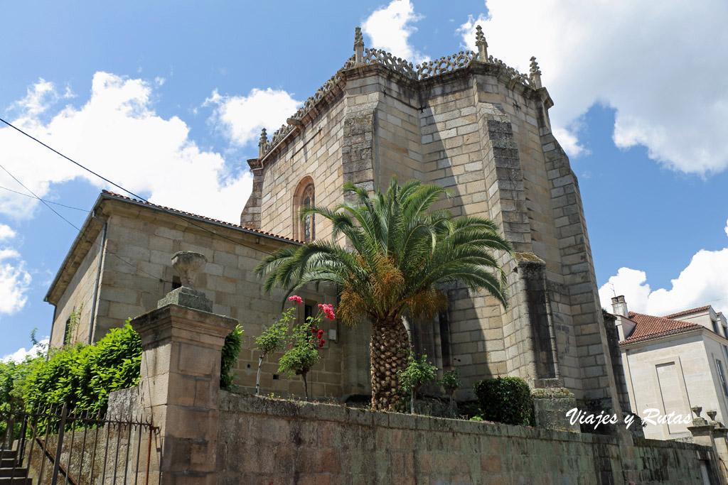 Iglesia de la Trinidad, Ourense