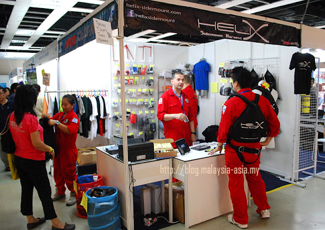 Malaysia Helix Sidemount