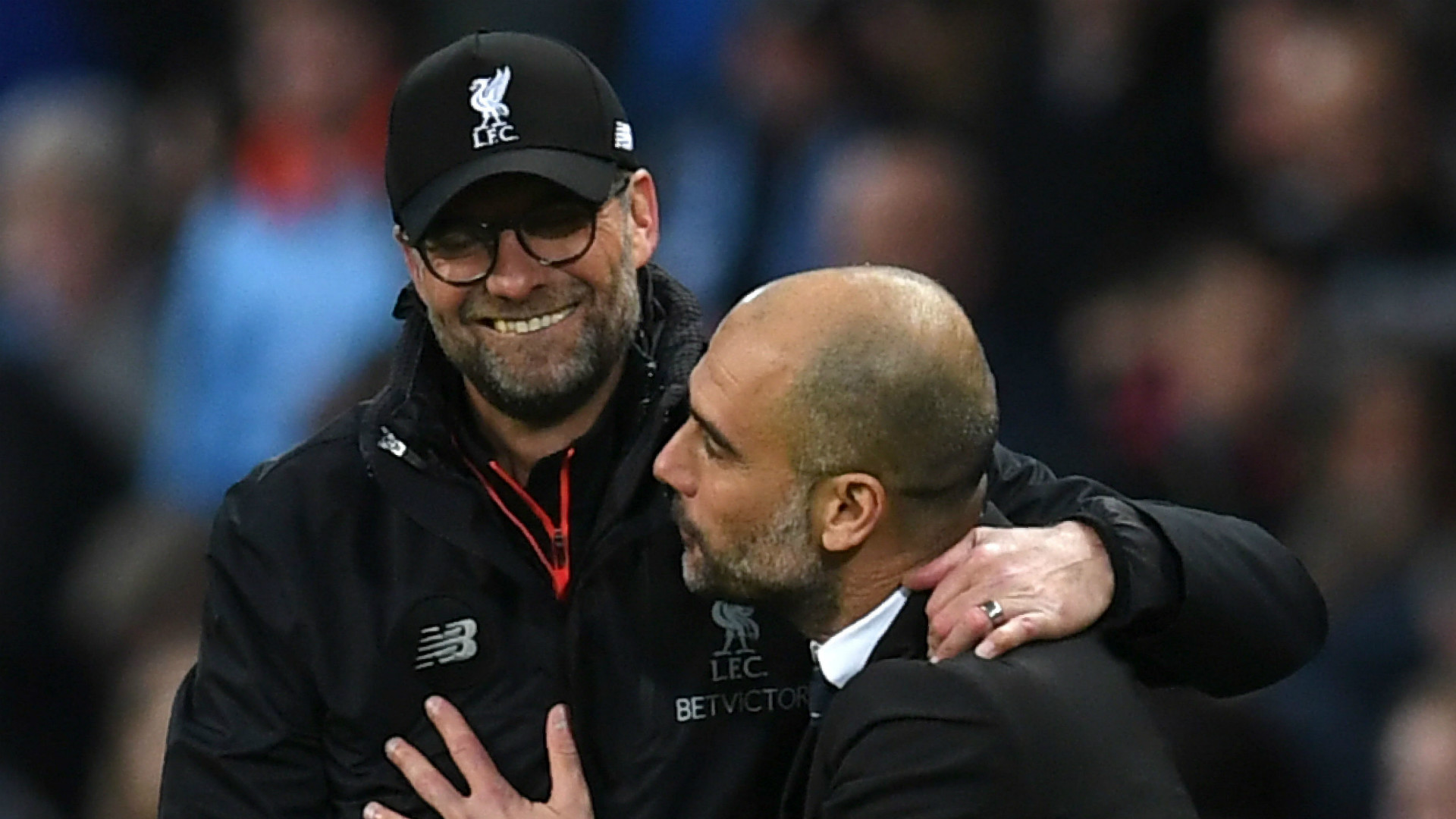Two of the best coaches in world football will go toe-to-toe this weekend