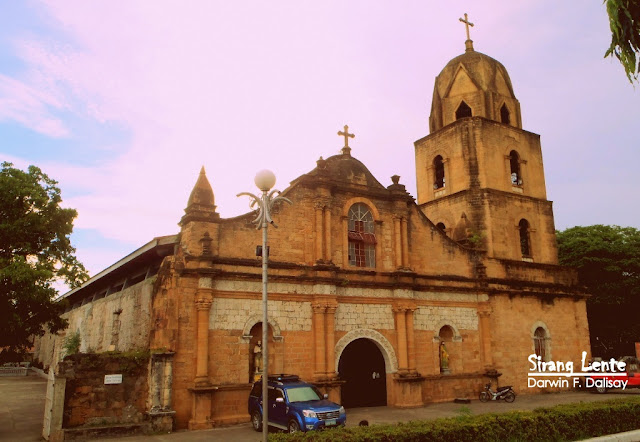 Guimbal Church is the oldest church in the Philippines.