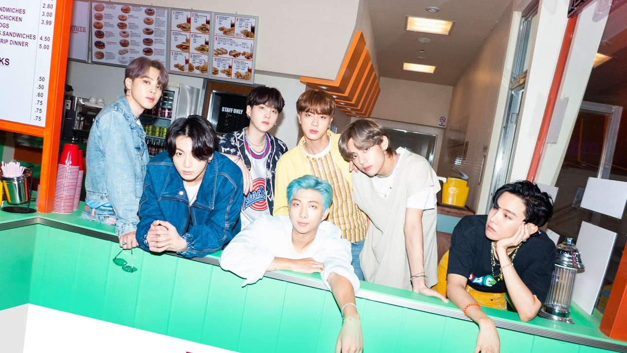 BTS Members Release The Next Teaser Photo for The Latest Single 'Dynamite'