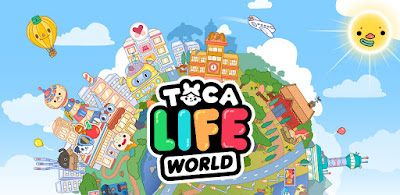 Toca Life World Mod (All Unlocked) Apk + OBB Download latest