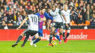 موعد مباراة برشلونة وفالنسيا السبت 25-05-2019 ضمن كأس ملك إسبانيا والقنوات الناقلة