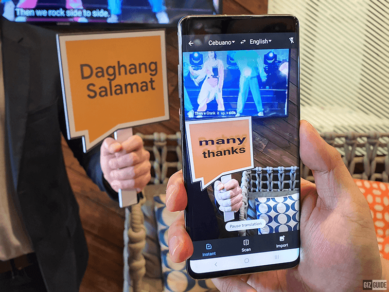 Google adds Cebuano on Word Lens and Baybayin on GBoard!