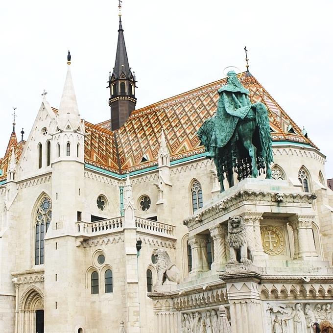 Matejina crkva Budimpesta