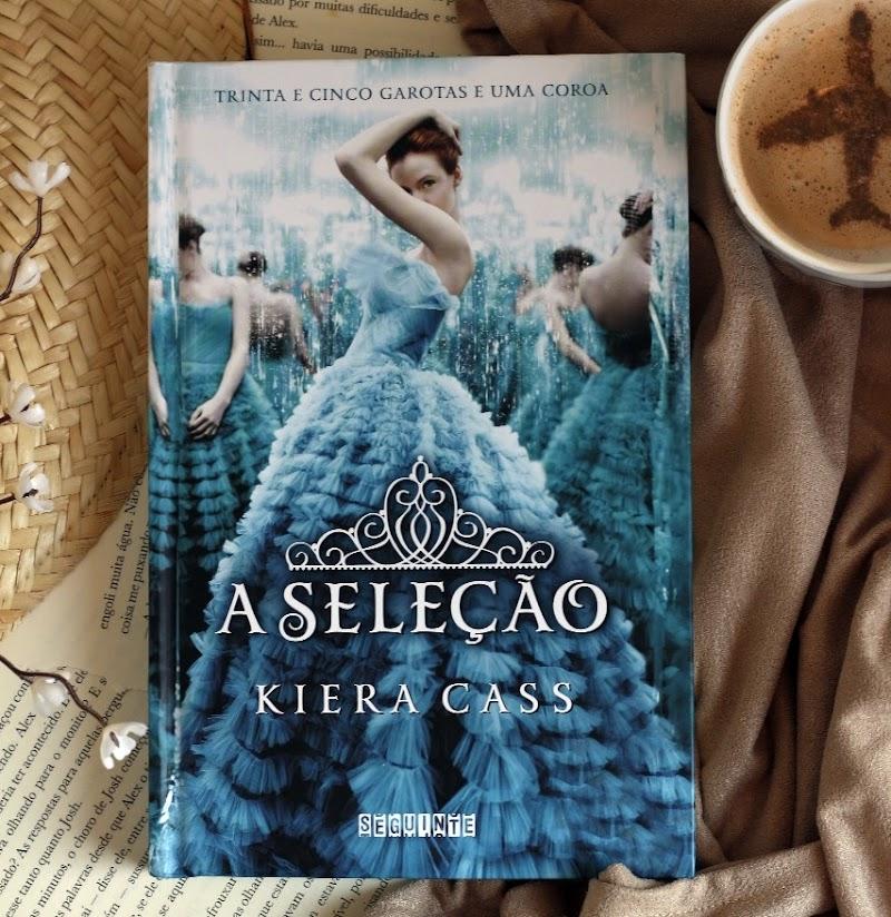 🍁A Seleção - Kiera Cass  (Resenha) 🍁