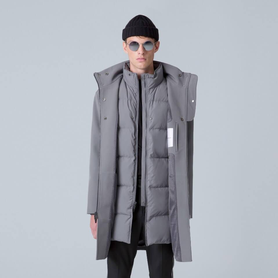 Water proof winter jacket for men