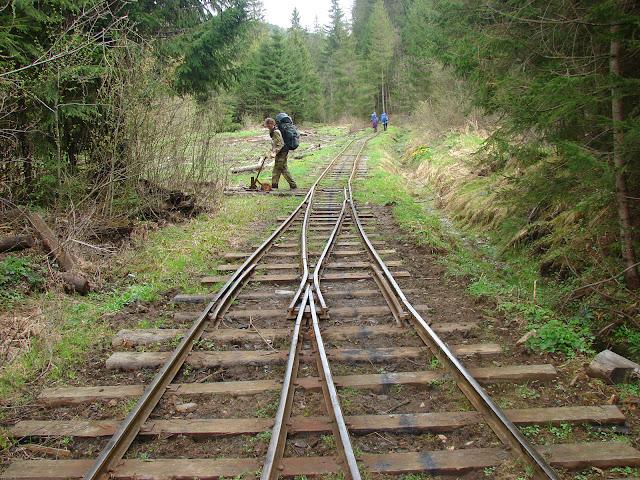 Местный железнодорожный узел