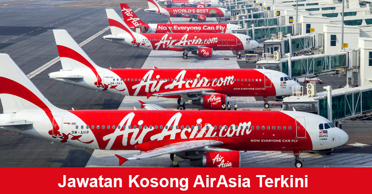 Jawatan Kosong di AirAsia